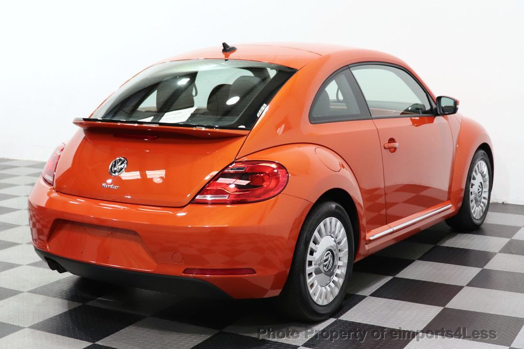 2016 Volkswagen Beetle Coupe CERTIFIED BEETLE TURBO 1.8T SE CAM HEATED SEATS - 18587079 - 17