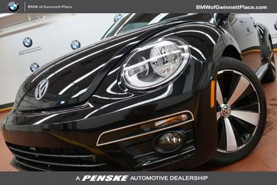 2016 Volkswagen Beetle Coupe COUPE 2DR DSG 2.0T R-LINE Coupe