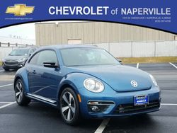 2016 Volkswagen Beetle Coupe - 3VWVS7AT0GM604265