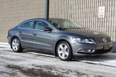 2016 Volkswagen CC 2.0T SPORT SEDAN W/ NAVIGATION LEATHER