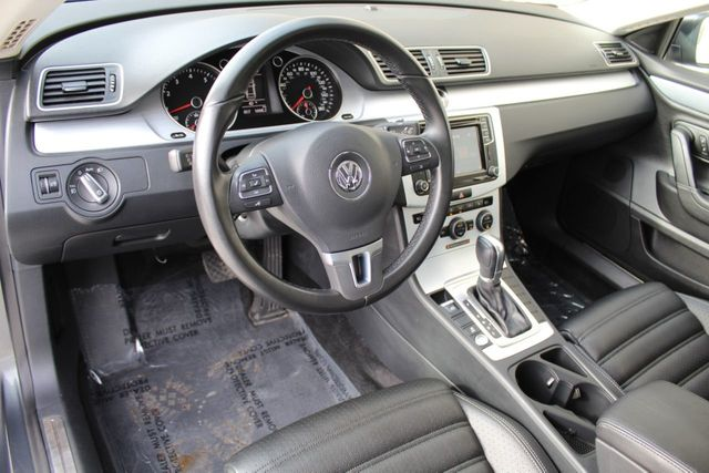 2016 Volkswagen CC 2.0T SPORT SEDAN W/ NAVIGATION LEATHER  - Click to see full-size photo viewer