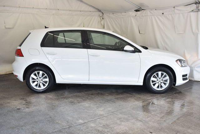 2016 Volkswagen Golf Tsi 2dr Hatchback Manual 18078932 2