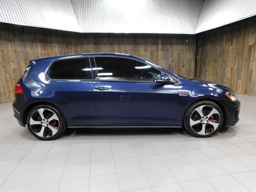 2016 Volkswagen Golf GTI S SPORTY - MANUAL - PLAID INTERIOR - 17669038 - 0