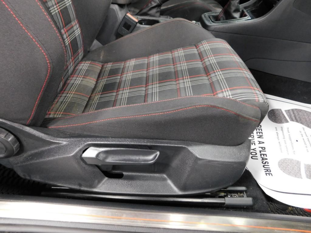 2016 Volkswagen Golf GTI S SPORTY - MANUAL - PLAID INTERIOR - 17669038 - 15