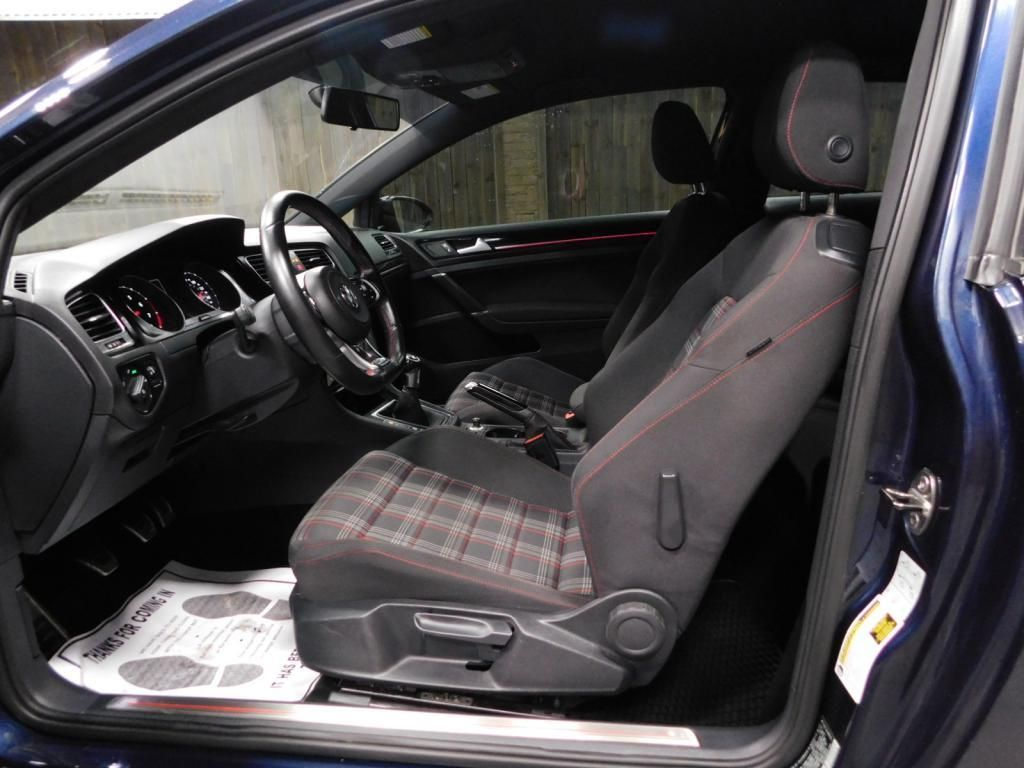 2016 Volkswagen Golf GTI S SPORTY - MANUAL - PLAID INTERIOR - 17669038 - 16