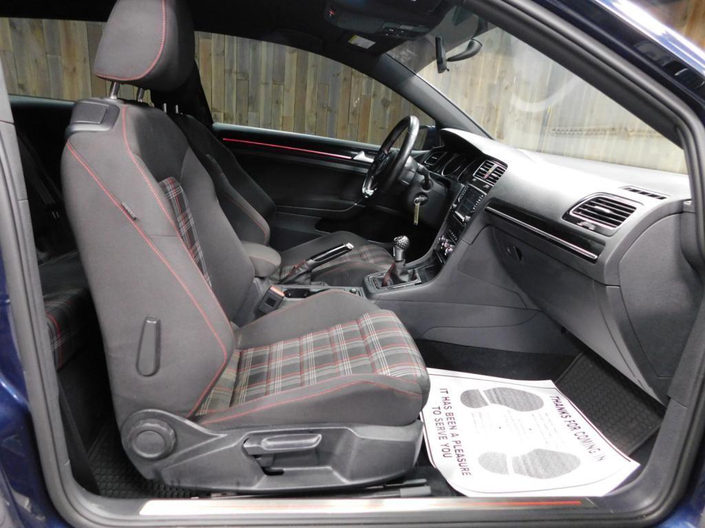 2016 Volkswagen Golf GTI S SPORTY - MANUAL - PLAID INTERIOR - 17669038 - 19