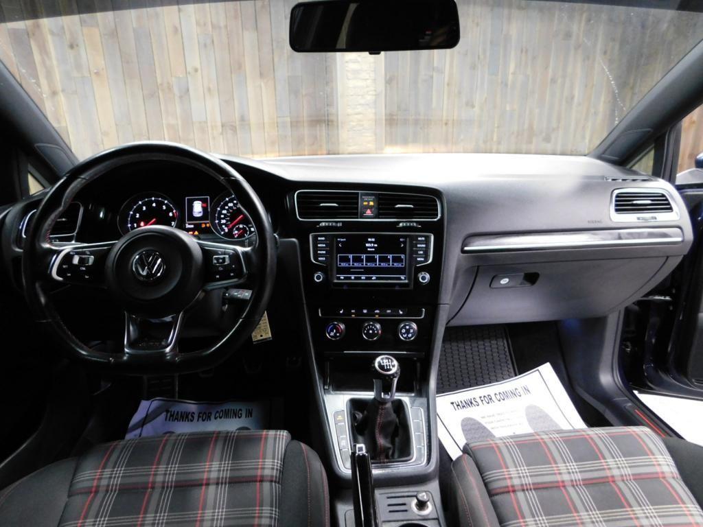 2016 Volkswagen Golf GTI S SPORTY - MANUAL - PLAID INTERIOR - 17669038 - 21