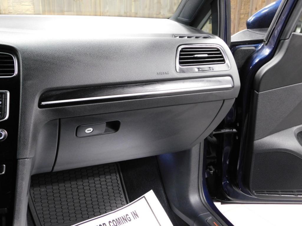 2016 Volkswagen Golf GTI S SPORTY - MANUAL - PLAID INTERIOR - 17669038 - 25