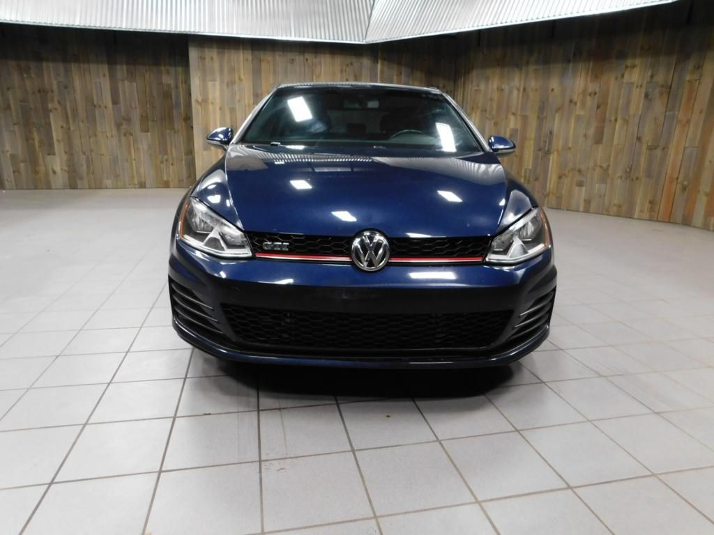 2016 Volkswagen Golf GTI S SPORTY - MANUAL - PLAID INTERIOR - 17669038 - 2
