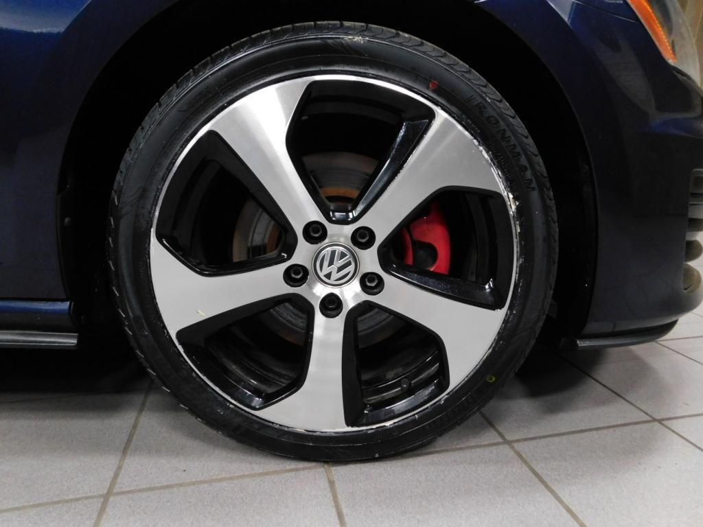 2016 Volkswagen Golf GTI S SPORTY - MANUAL - PLAID INTERIOR - 17669038 - 34