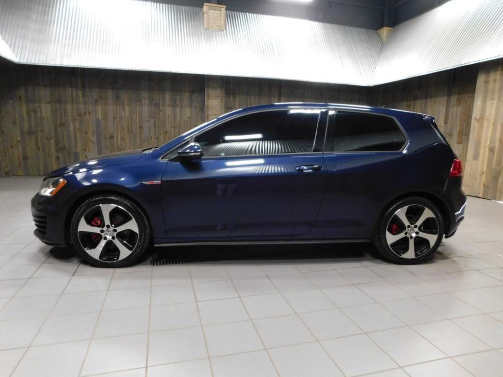 2016 Volkswagen Golf GTI S SPORTY - MANUAL - PLAID INTERIOR - 17669038 - 4