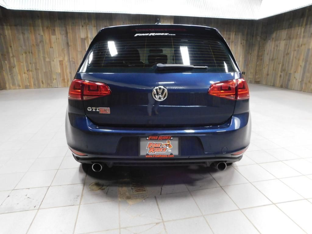 2016 Volkswagen Golf GTI S SPORTY - MANUAL - PLAID INTERIOR - 17669038 - 6