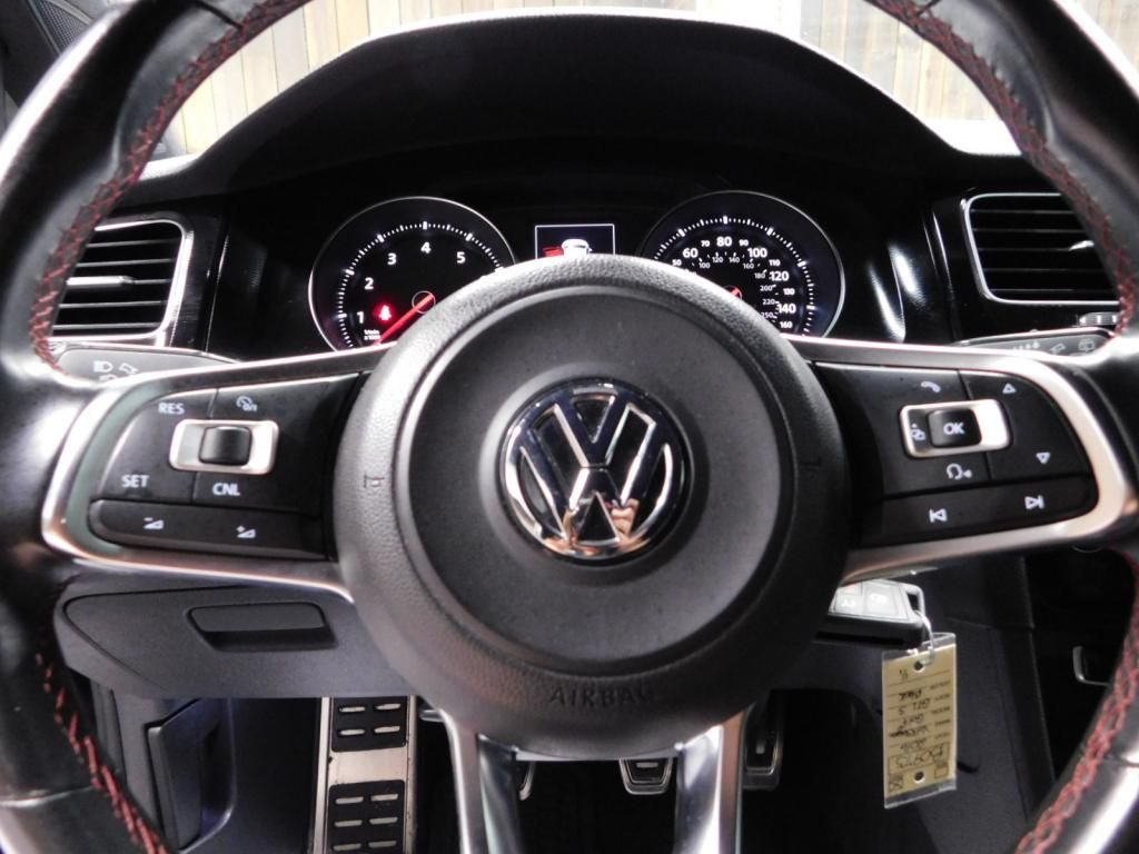 2016 Volkswagen Golf GTI S SPORTY - MANUAL - PLAID INTERIOR - 17669038 - 8