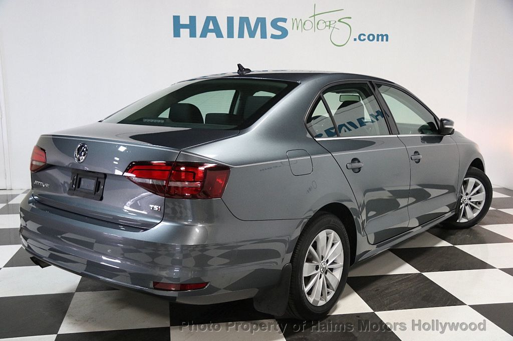 2016 Used Volkswagen Jetta Sedan 1 4t S 4dr Automatic At