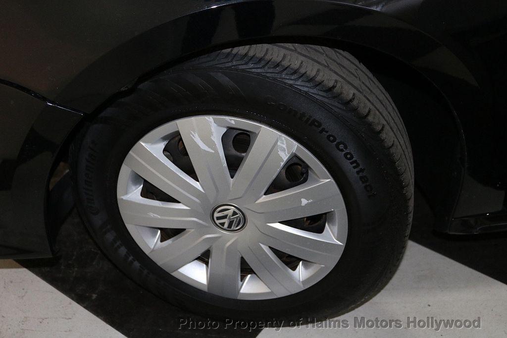 2016 Volkswagen Jetta Sedan 1.4T S 4dr Automatic - 18692777 - 27
