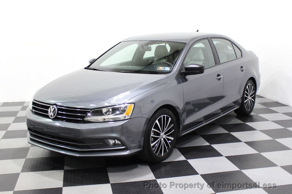 2016 Volkswagen Jetta Sedan CERTIFIED VW Jetta 1.8T Sport CAMERA SIRIUS NAVIGATION - 18259993 - 14
