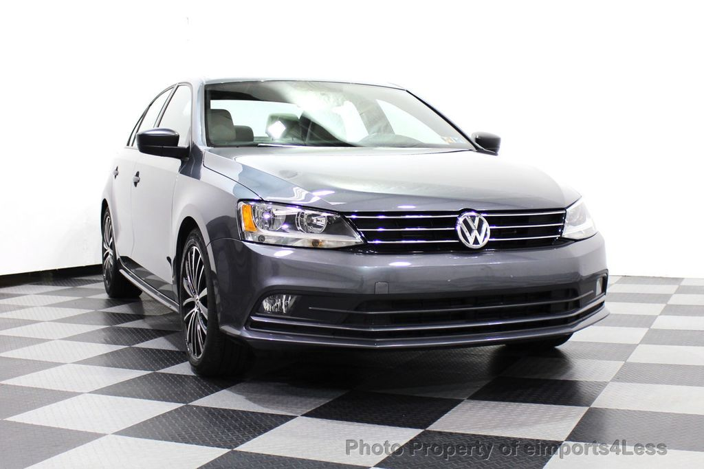 2016 Volkswagen Jetta Sedan CERTIFIED VW Jetta 1.8T Sport CAMERA SIRIUS NAVIGATION - 18259993 - 15