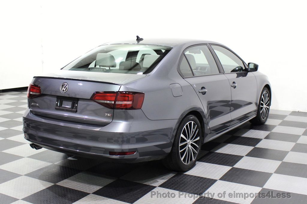 2016 Volkswagen Jetta Sedan CERTIFIED VW Jetta 1.8T Sport CAMERA SIRIUS NAVIGATION - 18259993 - 18