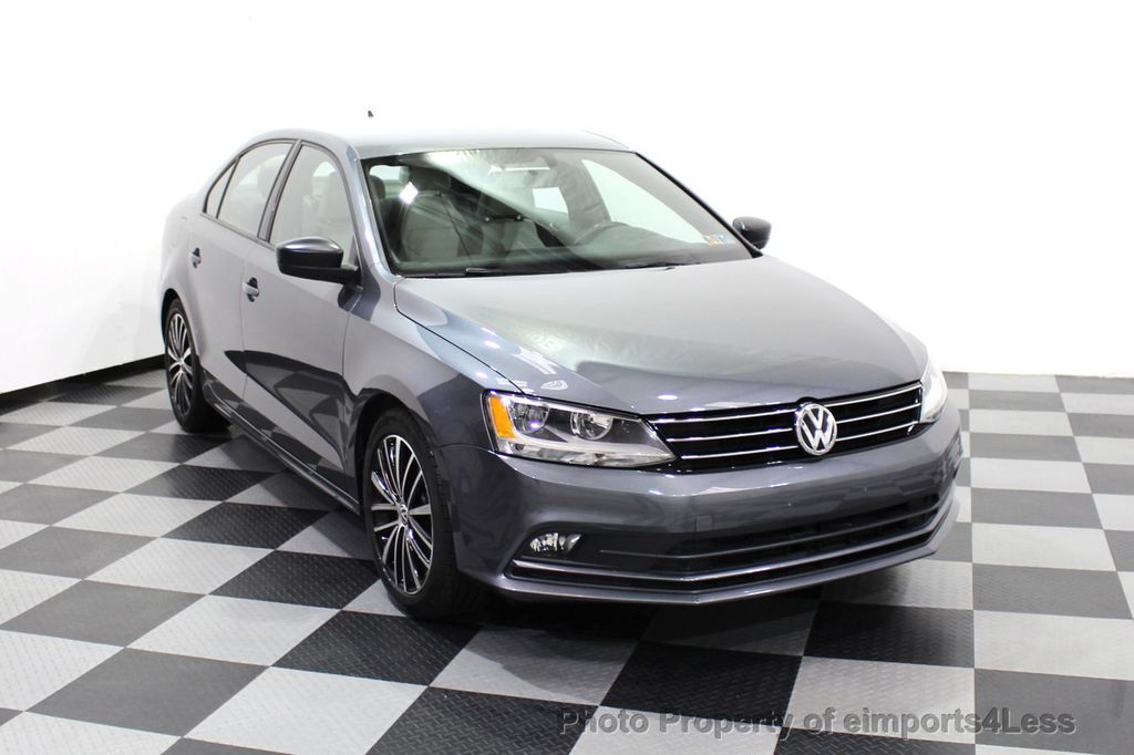 2016 Volkswagen Jetta Sedan CERTIFIED VW Jetta 1.8T Sport CAMERA SIRIUS NAVIGATION - 18259993 - 29