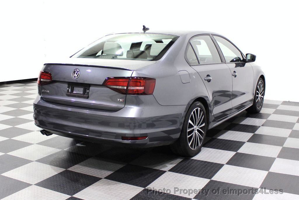 2016 Volkswagen Jetta Sedan CERTIFIED VW Jetta 1.8T Sport CAMERA SIRIUS NAVIGATION - 18259993 - 3