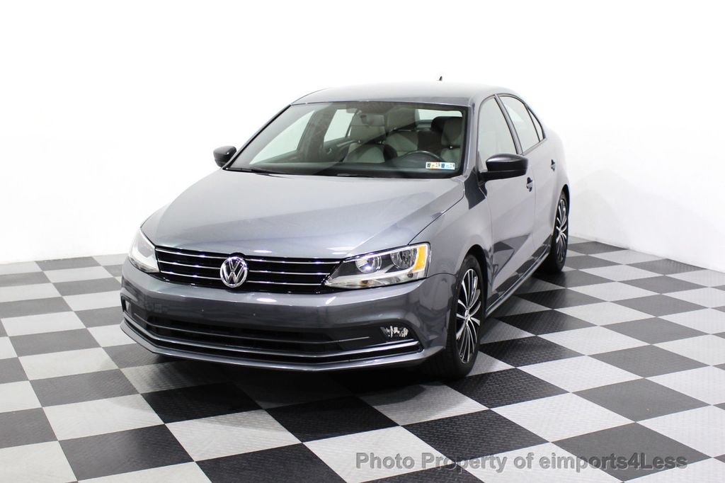 2016 Volkswagen Jetta Sedan CERTIFIED VW Jetta 1.8T Sport CAMERA SIRIUS NAVIGATION - 18259993 - 44