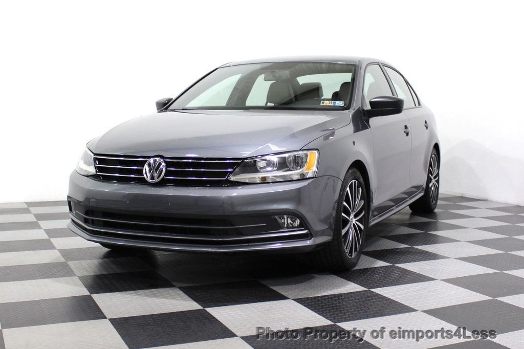 2016 Volkswagen Jetta Sedan CERTIFIED VW Jetta 1.8T Sport CAMERA SIRIUS NAVIGATION - 18259993 - 45