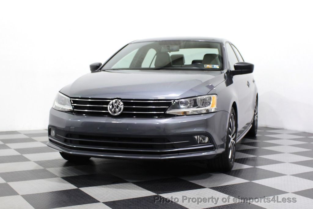 2016 Volkswagen Jetta Sedan CERTIFIED VW Jetta 1.8T Sport CAMERA SIRIUS NAVIGATION - 18259993 - 53