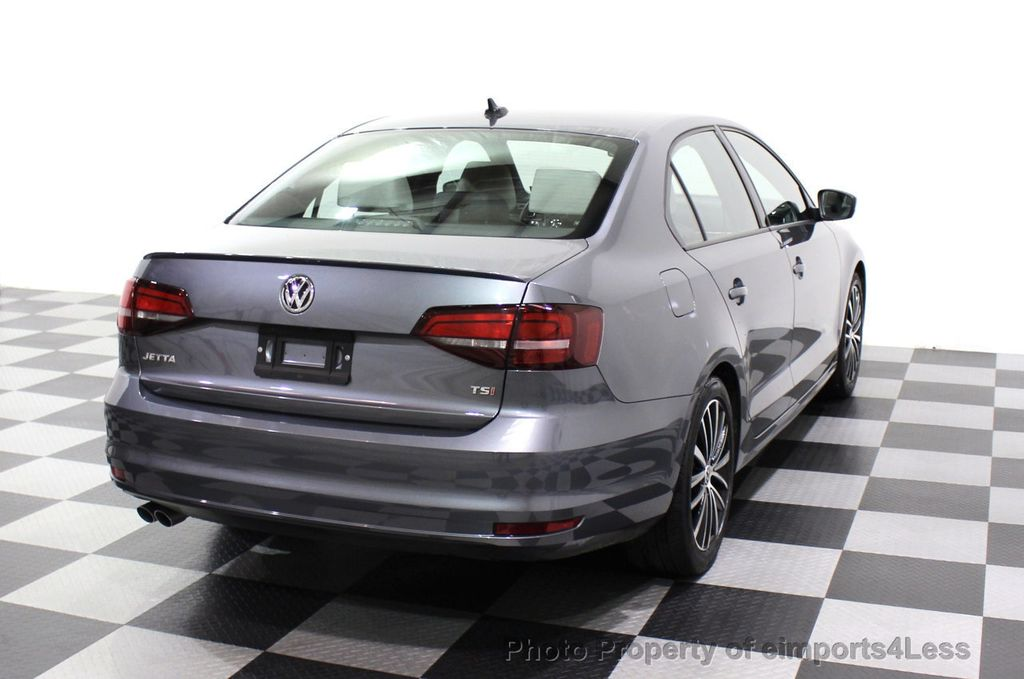 2016 Volkswagen Jetta Sedan CERTIFIED VW Jetta 1.8T Sport CAMERA SIRIUS NAVIGATION - 18259993 - 55