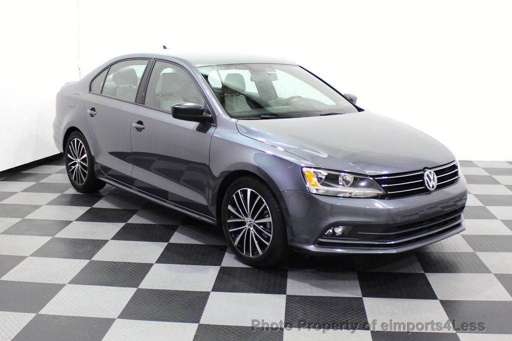 2016 Volkswagen Jetta Sedan CERTIFIED VW Jetta 1.8T Sport CAMERA SIRIUS NAVIGATION - 18259993 - 56