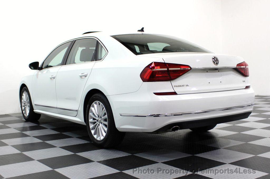 2016 Used Volkswagen Passat Certified Passat 1 8t Se