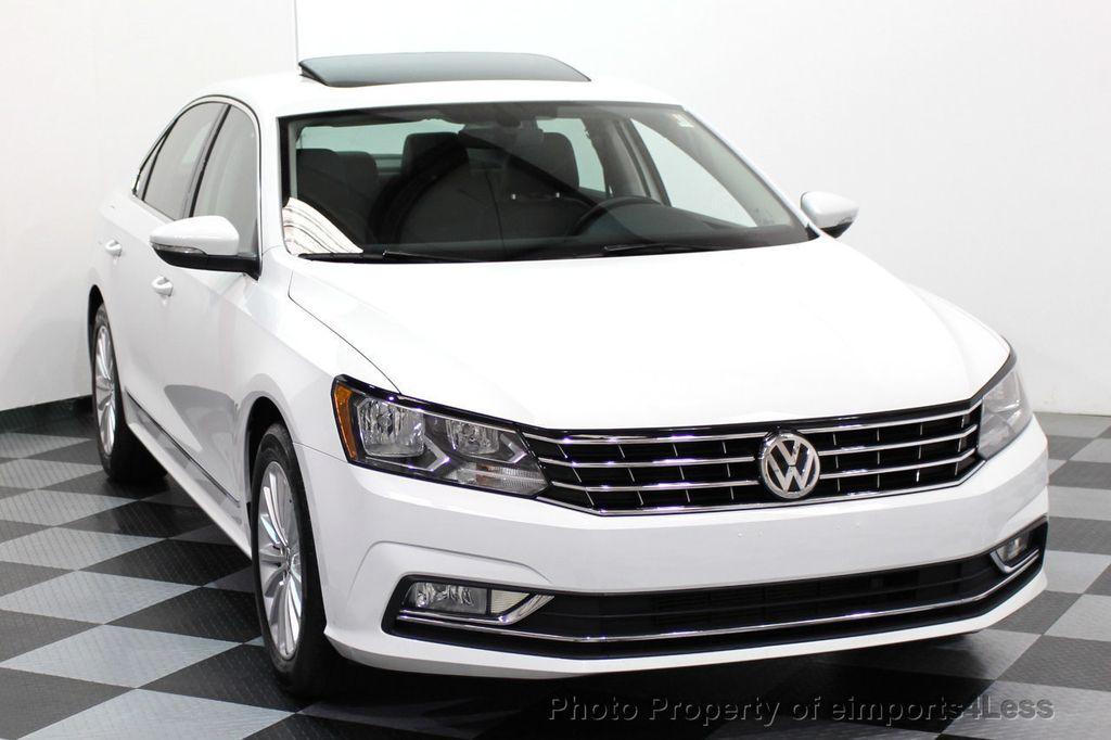 2016 Used Volkswagen Passat Certified 18t Se Technology