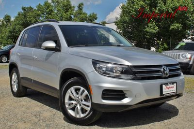 2016 Volkswagen Tiguan 2.0T S 4dr Automatic SUV