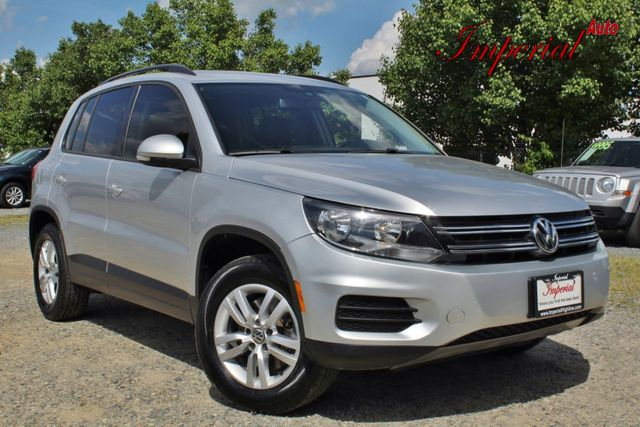 2016 Volkswagen Suv >> 2016 Used Volkswagen Tiguan 2 0t S 4dr Automatic At