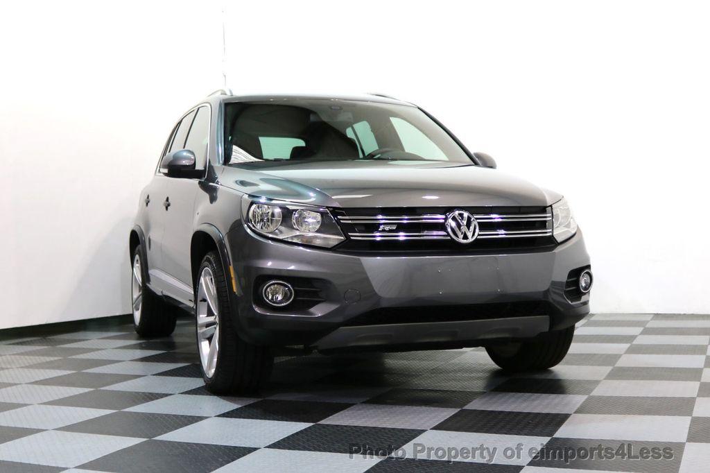 2016 Volkswagen Tiguan CERTIFIED TIGUAN R LINE  - 17334048 - 14