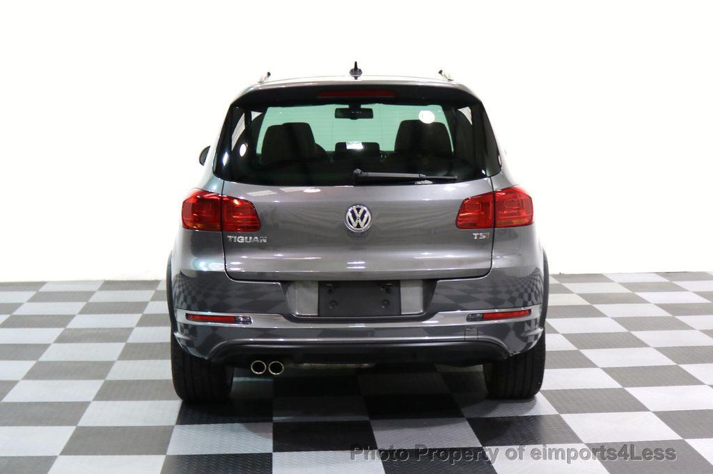 2016 Volkswagen Tiguan CERTIFIED TIGUAN R LINE  - 17334048 - 16