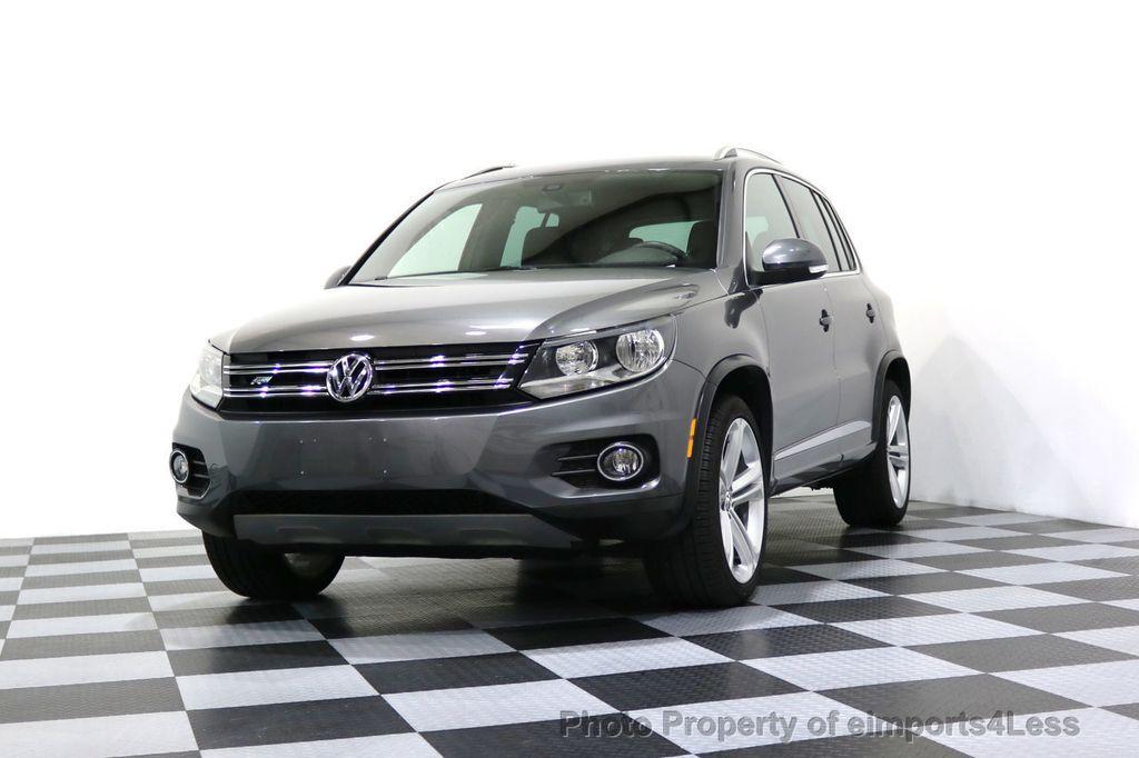 2016 Volkswagen Tiguan CERTIFIED TIGUAN R LINE  - 17334048 - 27