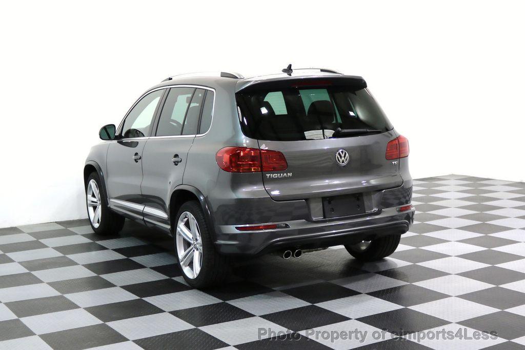 2016 Volkswagen Tiguan CERTIFIED TIGUAN R LINE  - 17334048 - 2