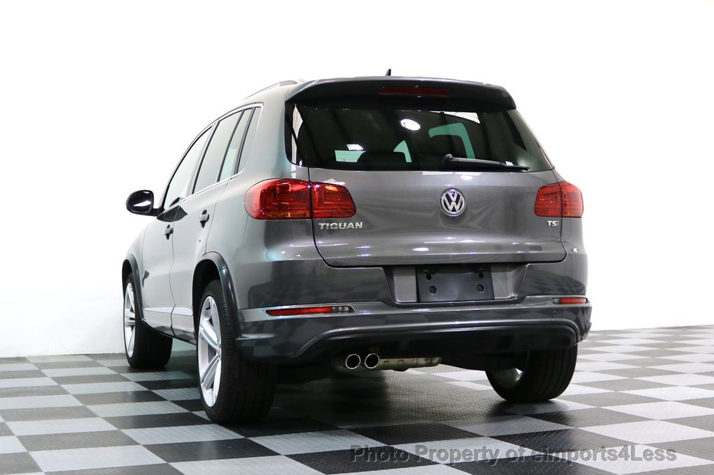 2016 Volkswagen Tiguan CERTIFIED TIGUAN R LINE  - 17334048 - 29