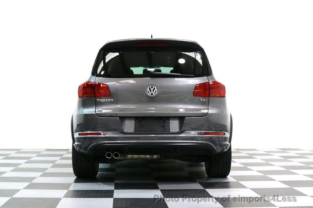 2016 Volkswagen Tiguan CERTIFIED TIGUAN R LINE  - 17334048 - 30
