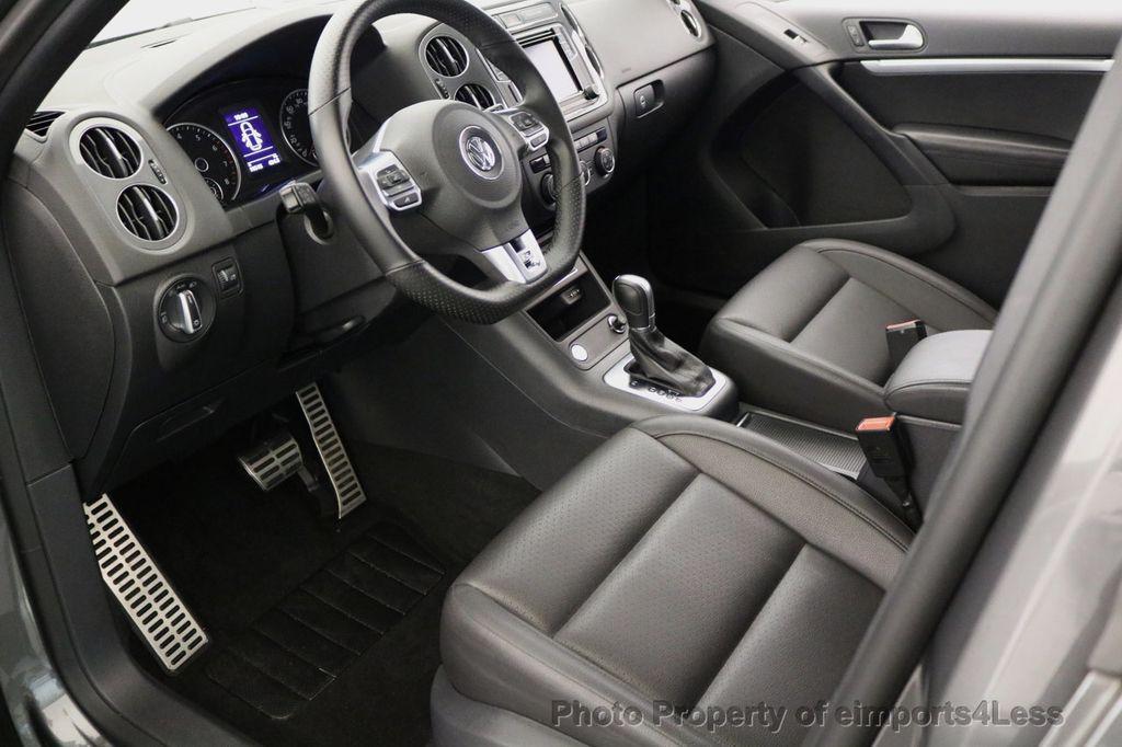 2016 Volkswagen Tiguan CERTIFIED TIGUAN R LINE  - 17334048 - 34
