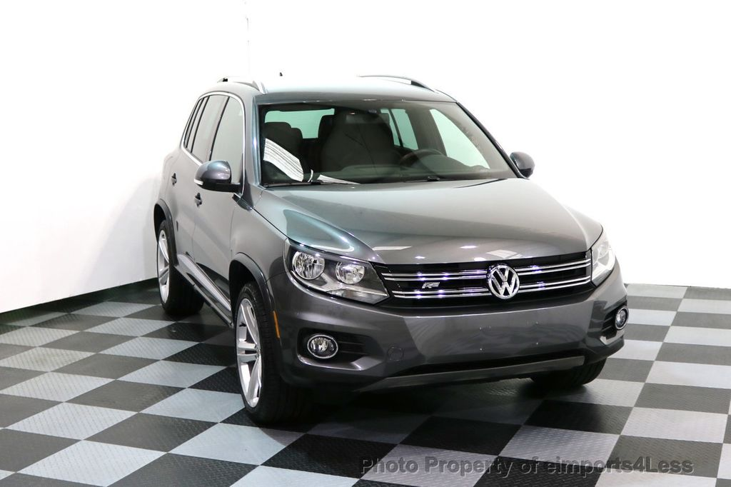 2016 Volkswagen Tiguan CERTIFIED TIGUAN R LINE  - 17334048 - 42
