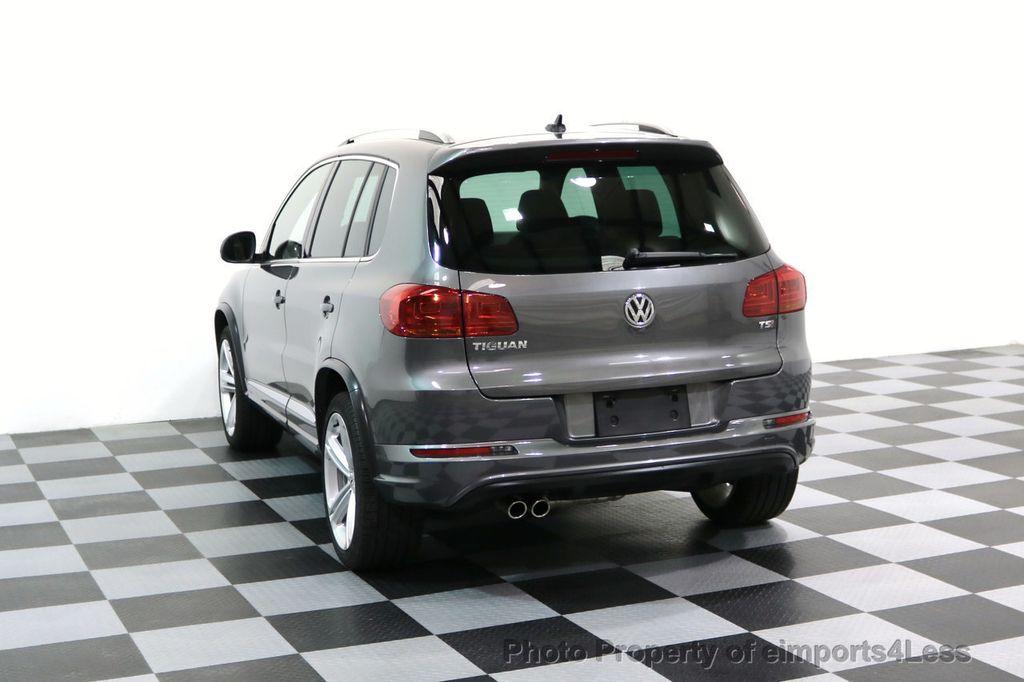 2016 Volkswagen Tiguan CERTIFIED TIGUAN R LINE  - 17334048 - 43