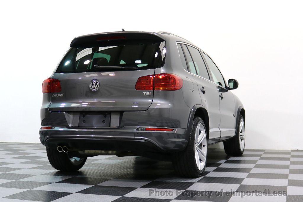 2016 Volkswagen Tiguan CERTIFIED TIGUAN R LINE  - 17334048 - 44