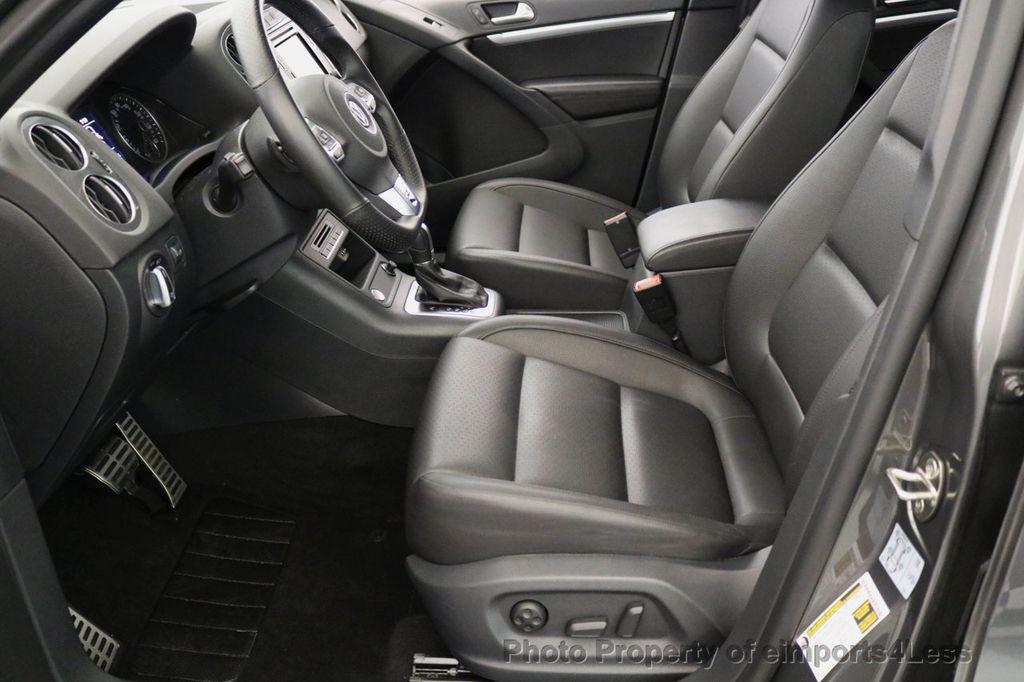 2016 Volkswagen Tiguan CERTIFIED TIGUAN R LINE  - 17334048 - 45