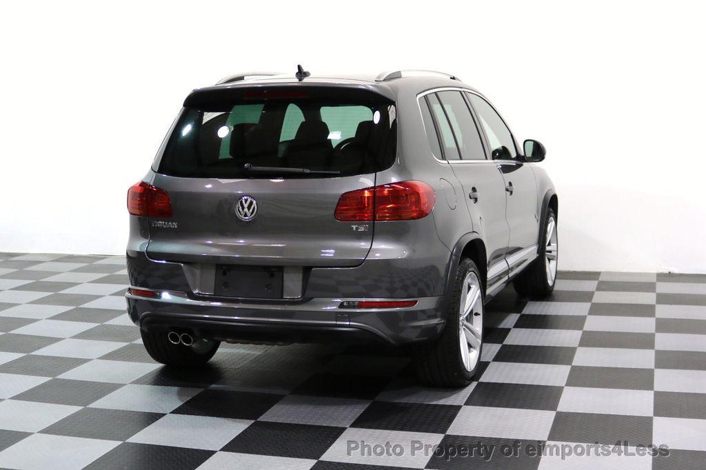 2016 Volkswagen Tiguan CERTIFIED TIGUAN R LINE  - 17334048 - 51