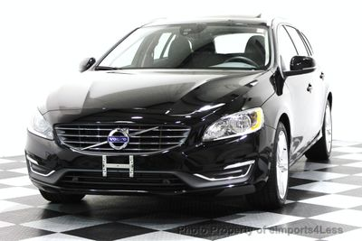 2016 Used Volvo V60 CERTIFIED V60 T5 PREMIER AWD WAGON BLIS NAVIGATION at eimports4Less Serving ...