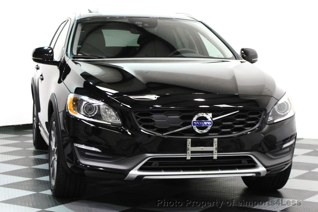 2016 Volvo V60 Cross Country CERTIFIED V60 CROSS COUNTRY AWD PLATINUM WAGON - 16138395 - 14