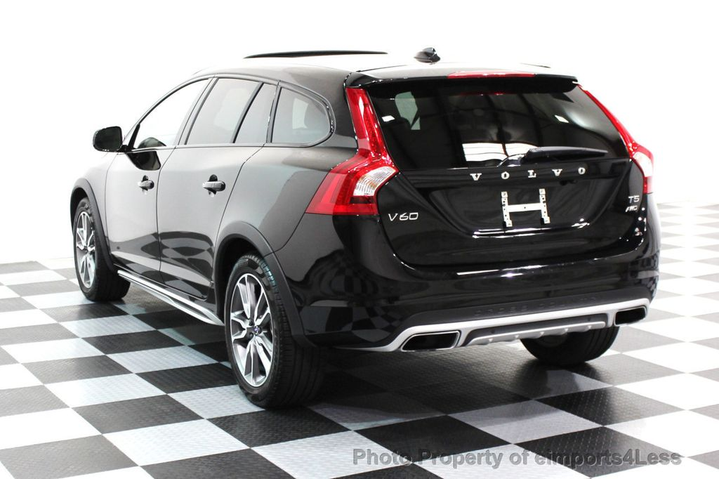 2016 Volvo V60 Cross Country CERTIFIED V60 CROSS COUNTRY AWD PLATINUM WAGON - 16138395 - 16
