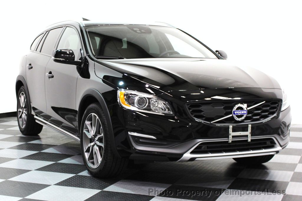2016 Volvo V60 Cross Country CERTIFIED V60 CROSS COUNTRY AWD PLATINUM WAGON - 16138395 - 1