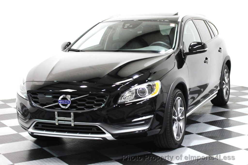 2016 Volvo V60 Cross Country CERTIFIED V60 CROSS COUNTRY AWD PLATINUM WAGON - 16138395 - 22